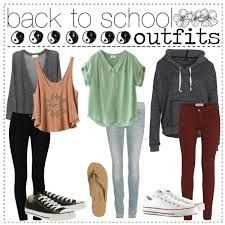 Image result for cute back to school outfits for 8th grade