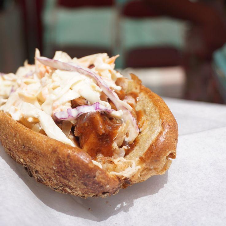 Pulled Pork BBQ Sandwich (Rp.35,000)