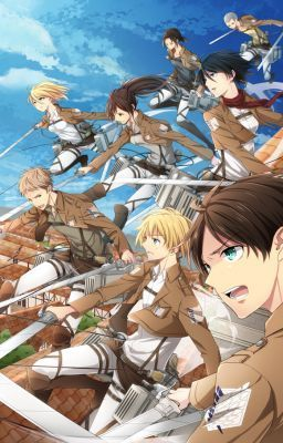 These are stories that I also uploaded on DeviantART so I hope you girls AND guys like these! Attack on Titan belongs...