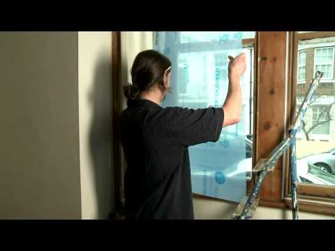 How to install secondary glazing