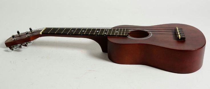 Kona Guitars Rosewood Bridge Soprano Ukulele KUK 100 #Kona