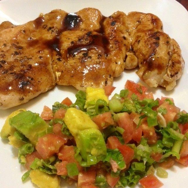 25 best cenas saludables images on pinterest cooker - Pechugas de pollo al limon ...