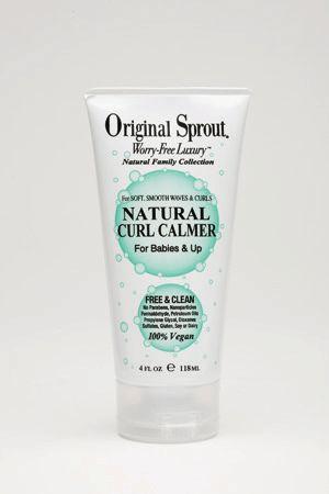 Original Sprout Vegan Natural Curl Calmer - Ella Bella Maternity Boutique