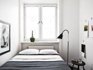 Comment aménager une très petite chambre ? - par carnet-deco