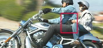 Basic tips for riding motorcycle as passengers - First Part