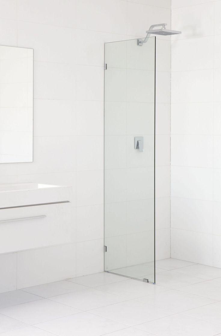 Bathroom Wall Panels Bunnings   Glass shower panels, Shower panels ...