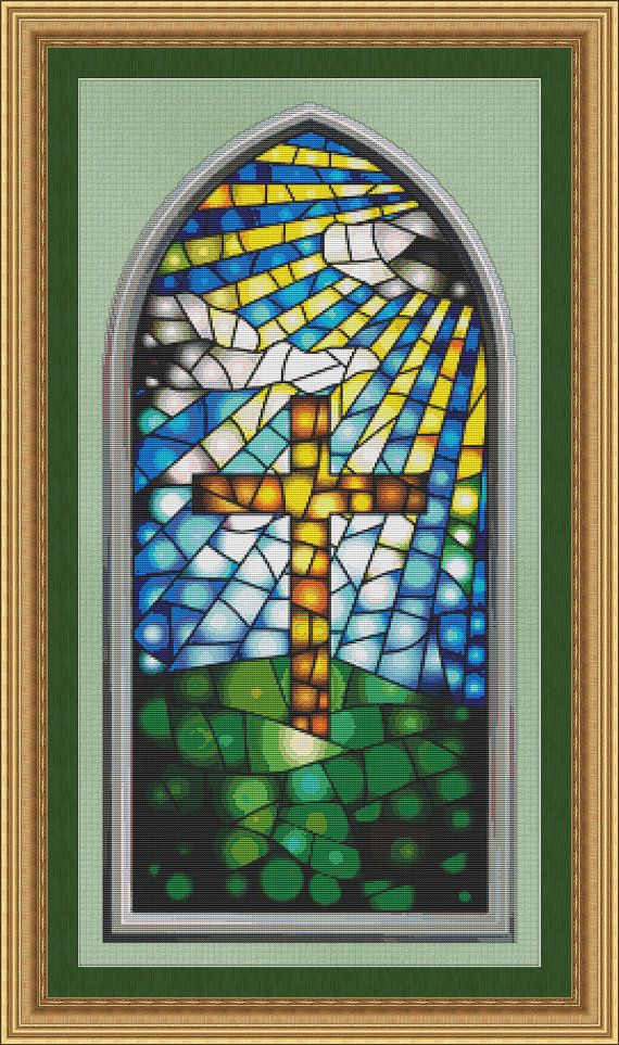 71 best Cross Stitch - Catholic Patterns images on ...