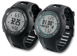 GARMIN Forerunner® 210...gives you the freedom to train indoors or out, while tracking every minute and every mile. This GPS-enabled sport watch accurately records how far, how fast and how hard you worked.