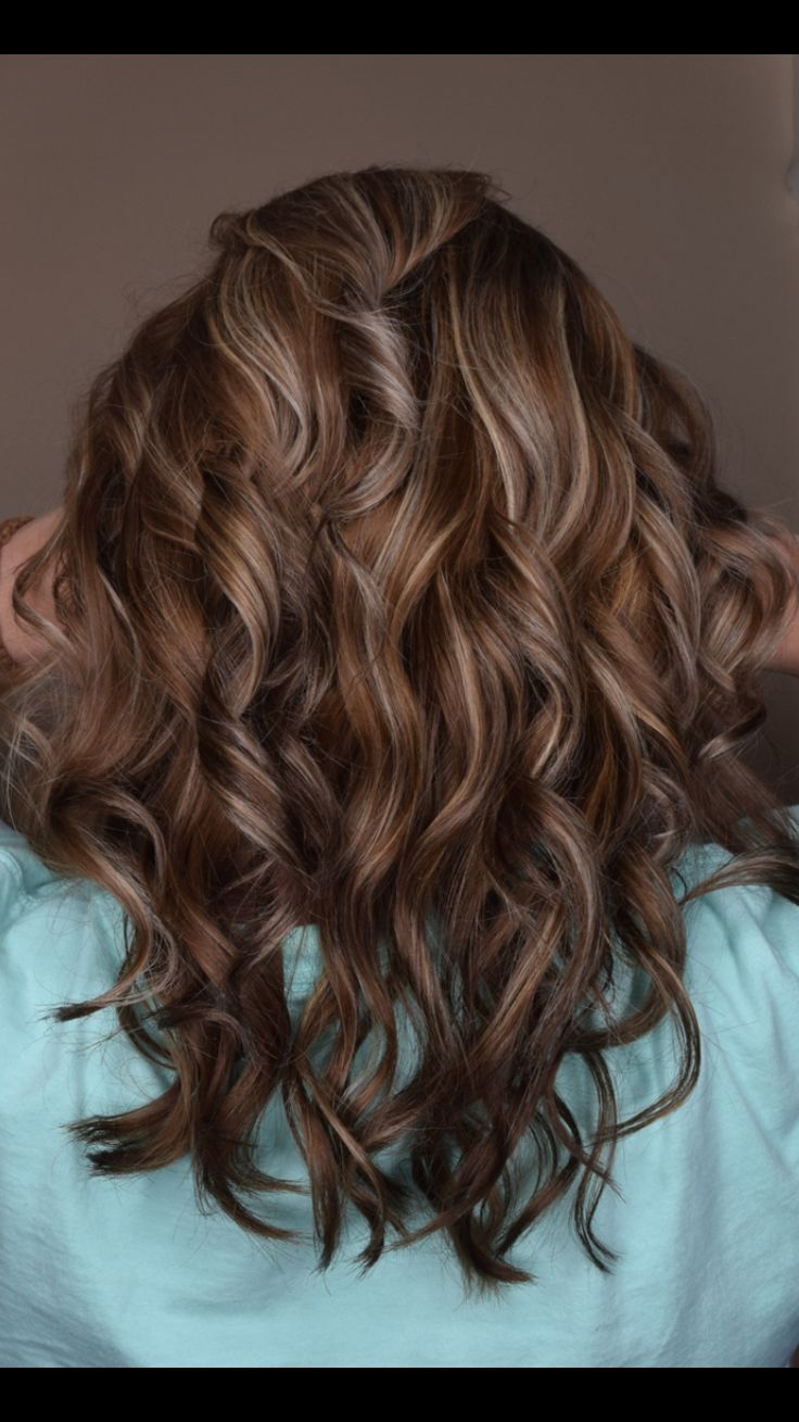 best 25+ brown with blonde highlights ideas on pinterest | brown