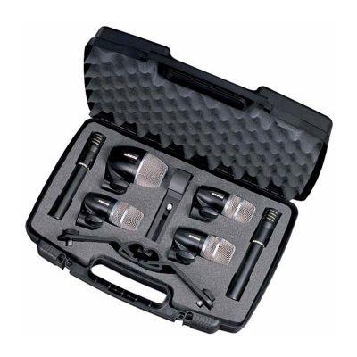 Shure - Shure PGDMK6-XLR Davul Mikrofon Seti