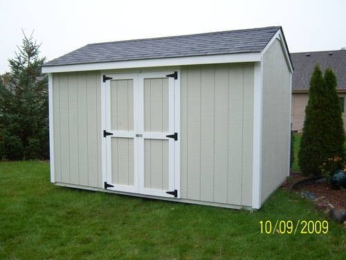 storage sheds | 12 x 8 Storage shed for Sale in Prairie Grove, Illinois Classified ...