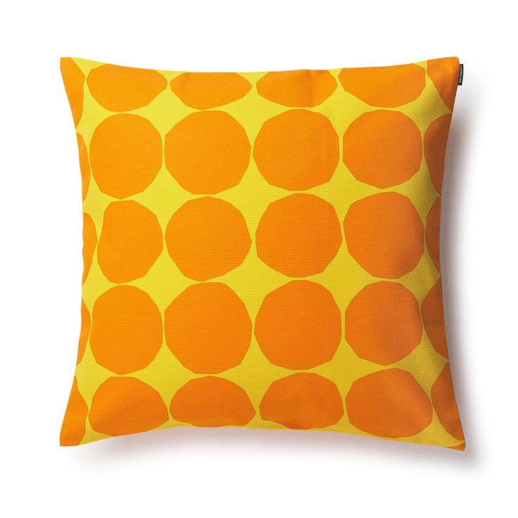 marimekko kivet yellow orange throw pillow marimekko bedding blankets u0026 throw pillows