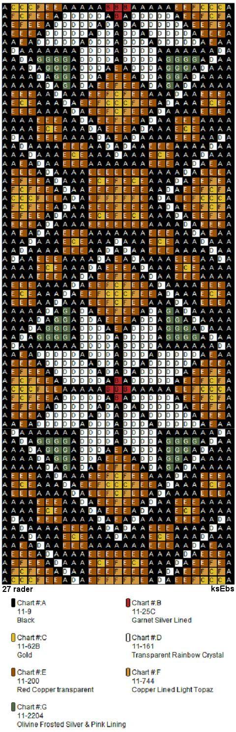 Bunad, Smykker, vev & rosemaling: Nytt sett med perlemønster i gyldne toner.