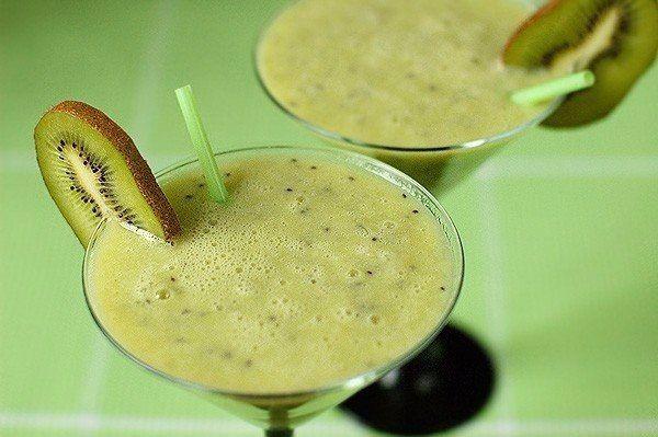 Smoothie Kiwi And Yogurt Recipe