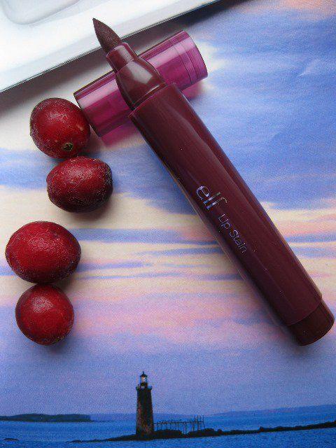 ELF Essential Berry Blush Lip Stain