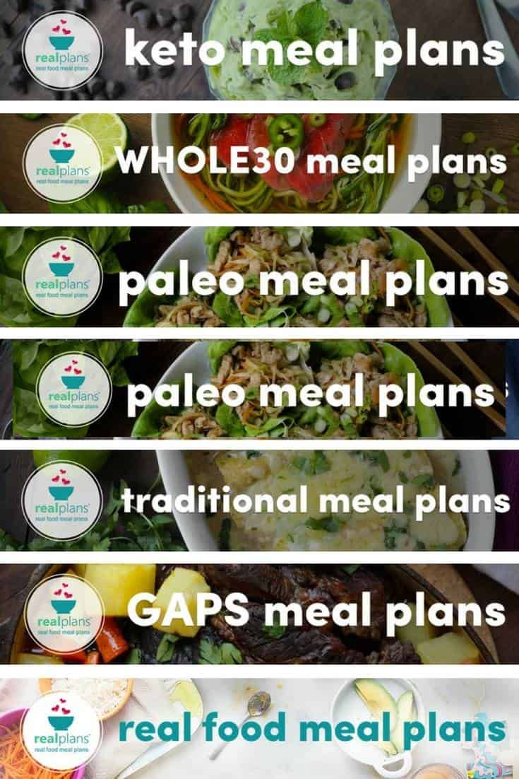 Vegetarian Keto Meal Plans Printable