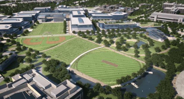 Microsoft announces huge expansion to modernize its Redmond HQ