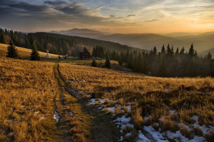 Bacówka Rycerzowa landscape foto photo
