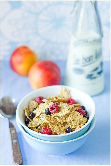 breakfast! Eat a good but light  breakfast so you have the  energy to fight those nervous butterflies in your  stomach.