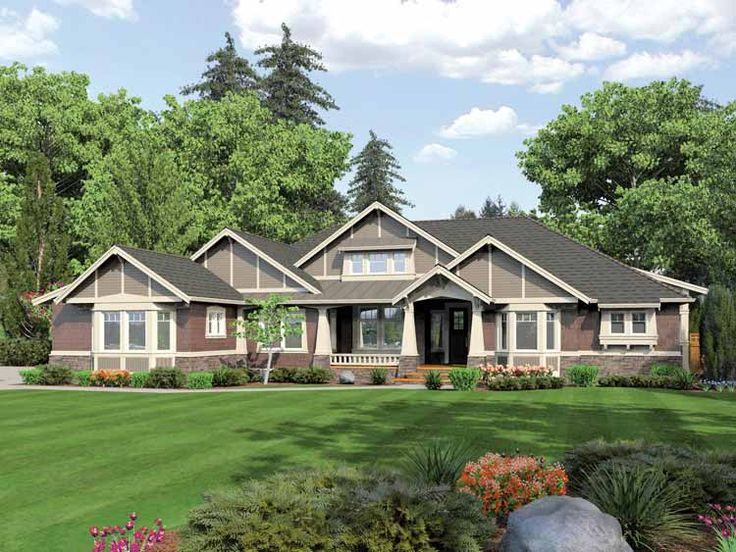153 best Ranch style homes images on Pinterest | Home ideas, Ranch Ranch Home Designs With Va E A on