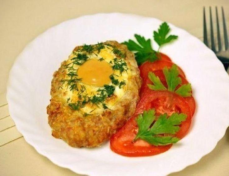 Нежные шницели с яйцом - пошаговый рецепт с фото - как приготовить - ингредиенты, состав, время приготовления - Дети Mail.Ru