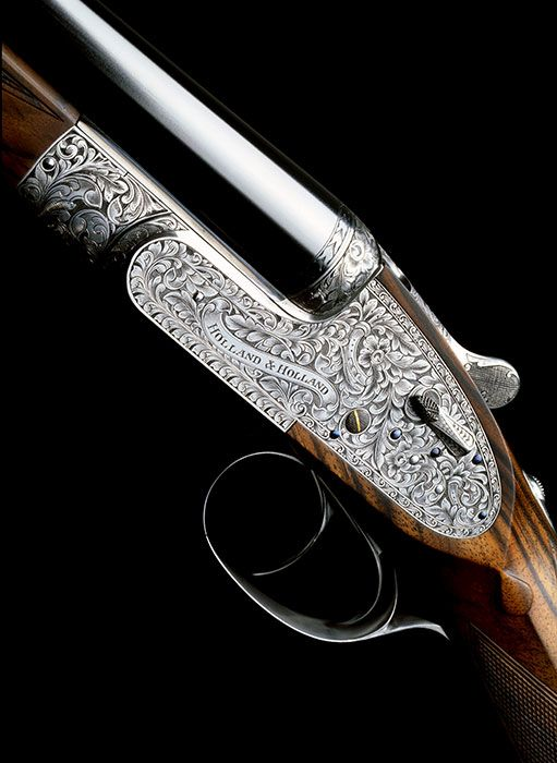 Of all the shotguns and rifles made by Holland & Holland, it is the 'Royal' Side-by-Side shotgun for which the company is perhaps best known and famed for.