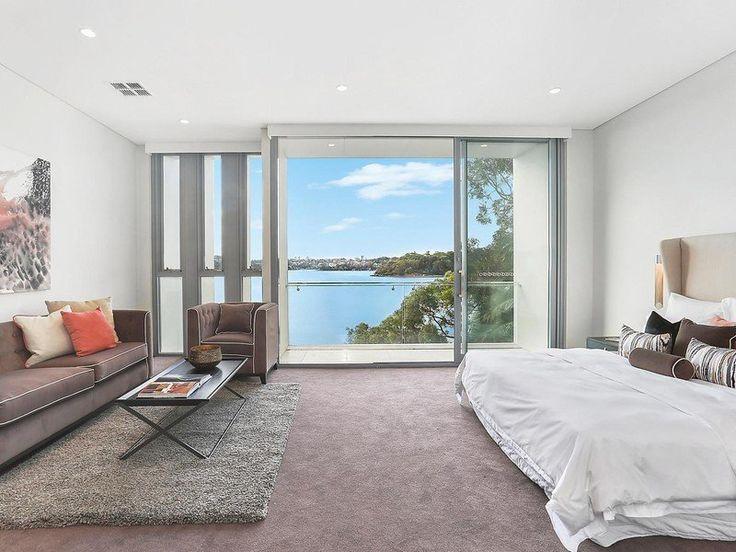 5/5/15 Sylvania, NSW Sales Agents - Liam Tsaprazis and Davey Hong McGrath - Brighton Le Sands 02 8579 9788 #bed #bedroom #bedroominspo #homeinspo #views
