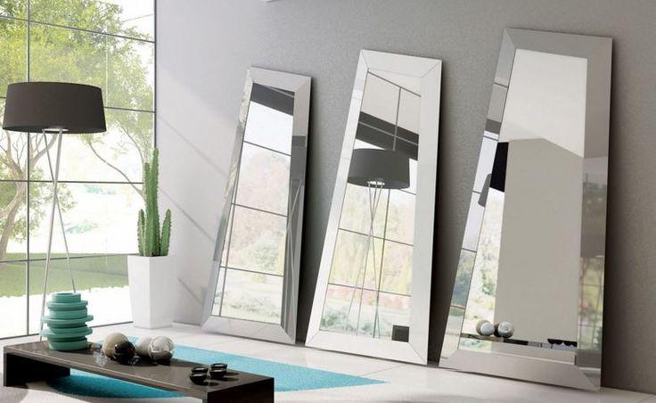 Stil Sahibi Yatak Odalarına Dekoratif Boy Aynaları - http://www.dekorvedekor.net/stil-sahibi-yatak-odalarina-dekoratif-boy-aynalari/