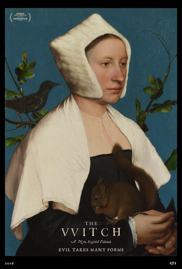 24hoursinthelifeofawoman — midmarauder:   Robert Eggers' 'The Witch' Poster...