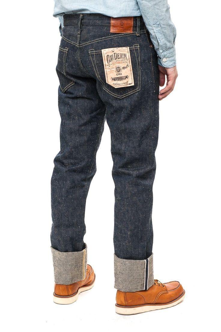ONI 527ZR Secret Denim 20oz Jeans –