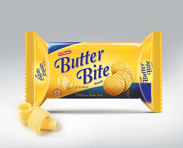 Butter Bite Cookies