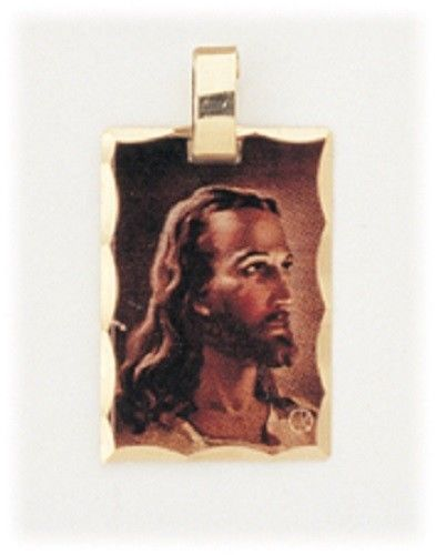 286 best easter gifts images on pinterest easter gift spiritual jesus christ our lord pendant medal charm italy christian or catholic gift negle Images