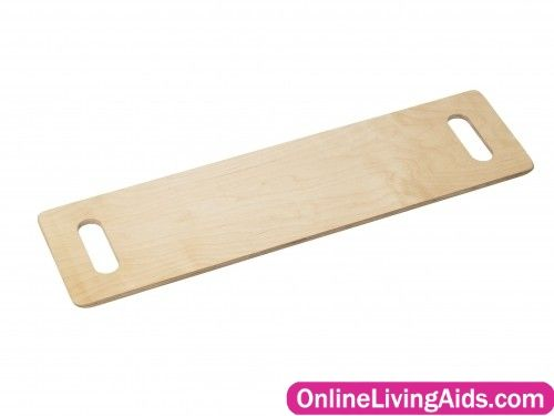 Drive Medical - RTL6045 - Tranfer Board Wood With Cut Out Handles 2/Cs