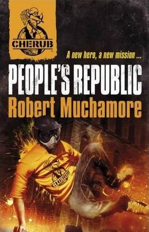 People's Republic (Aramov #1) by Robert Muchamore.  Rented from Silver Kris.  Commenced reading on 25th Jan 2014.  Resumed reading.  Completed on 29th Jan 2014.