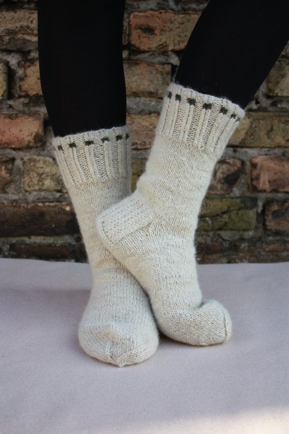 these socks look so warm and cozy. i want a pair like these!