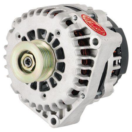 Powermaster Alternator New for Chevy Suburban Blazer S10 Pickup 27294
