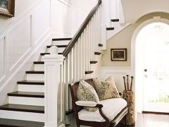 Лестница на второй этаж (50 фото): варианты оформления в частном доме http://happymodern.ru/lestnica-na-vtoroj-etazh-40-foto-varianty-oformleniya-v-chastnom-dome/ pic(14)