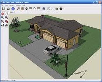 Google SketchUp 13.0 It is compatible with Windows 7, Windows 7 64-bit, Windows Vista, Windows XP.