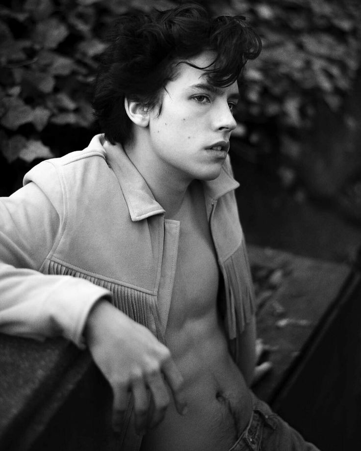 @CraftyGamer75 -- Cole Sprouse