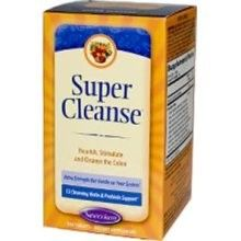 Nature's Secret Super Cleanse 100 Tabs - Liver & Kidney Support - Shop by Health Condition - Vitamins, Minerals, Herbs & More