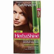 Garnier HerbaShine Color Creme with Bamboo Extract, 630 Light Golden Brown (Pack of 2) *** Click on the image for additional details. #hairmake