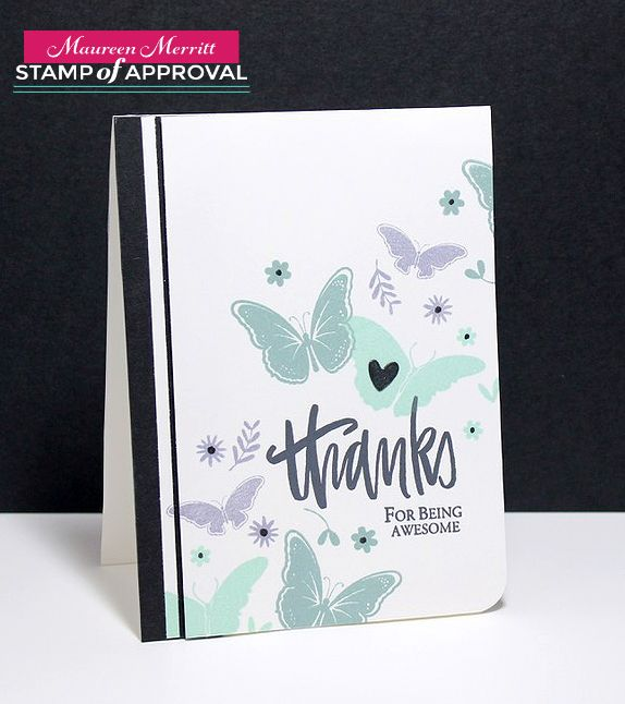 Mama Mo Stamps: SOA Lovely Notes Collection Blog Hop