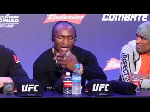 MMA UFC Fight Night 100's Kamaru Usman proves well-rounded in victory, calls out Demian Maia