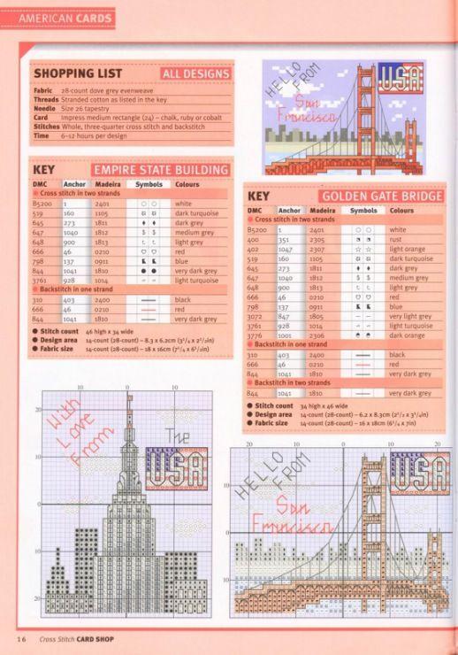 Gallery.ru / Фото #7 - Cross Stitch Card Shop 30 - WhiteAngel