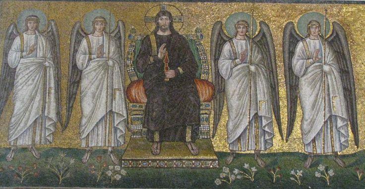 Базилика Сант-Аполлинаре-Нуово в Равенне3