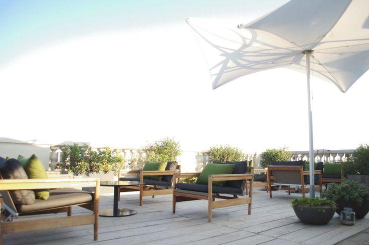Terraza hotel alma,  Barcelona
