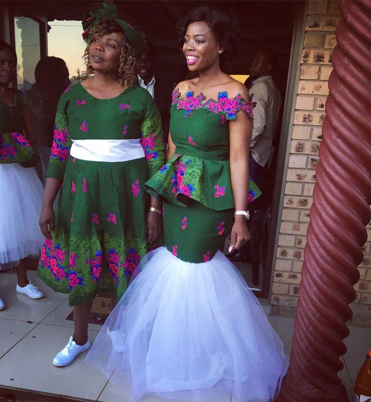 #Tsonga traditional wedding @thedivinestyle