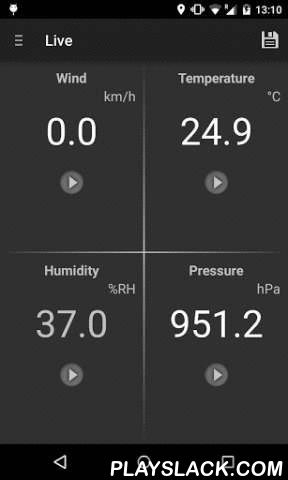 Skywatch Windoo  Android App - playslack.com , The SKYWATCH Windoo measures accurately the wind speed, the temperature, the humidity and the pressure with your smartphone!Your device for all outdoor activities: sailing, kite surfing, windsurfing, paragliding, paddling, hiking…The device doesn't have any battery and has to be plugged into the headphone jack. The device needs that audio output level is at the maximum. If not, the application will ask you to push up the volume.3 steps to have…