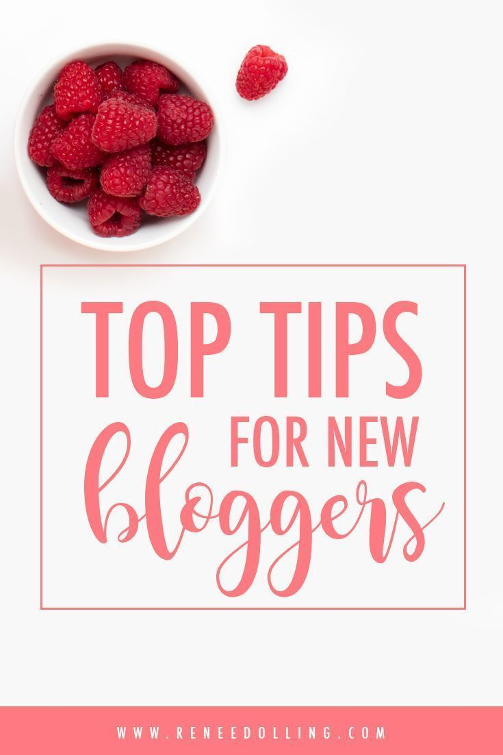 Top tips for new bloggers.  Learn how to succeed at blogging and grow your business | Business + Planner + Girl | #blogging, #blogger, #newbie
