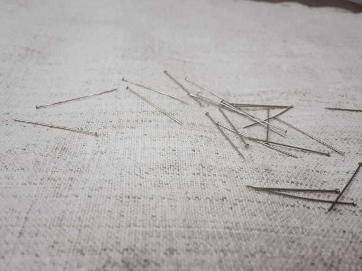 Old homespun linen.  Sewing by Masha Andrianova